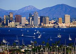 Voyage à San Diego