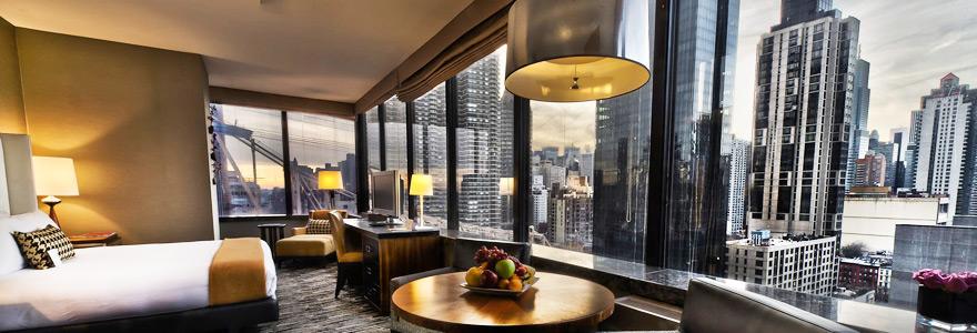 bon hotel a New York